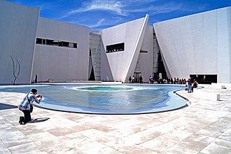 International Museum of the Baroque - Image: Museo Internacional Barroco (Puebla, México) Fuente