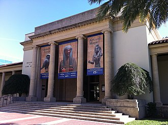 Museum of Fine Arts (St. Petersburg, Florida) - Image: Museum of Fine Arts St. Petersburg