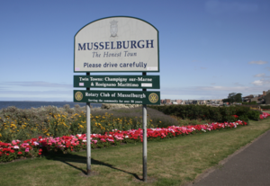 Musselburgh, welcome to the 'honest toon' Davi...