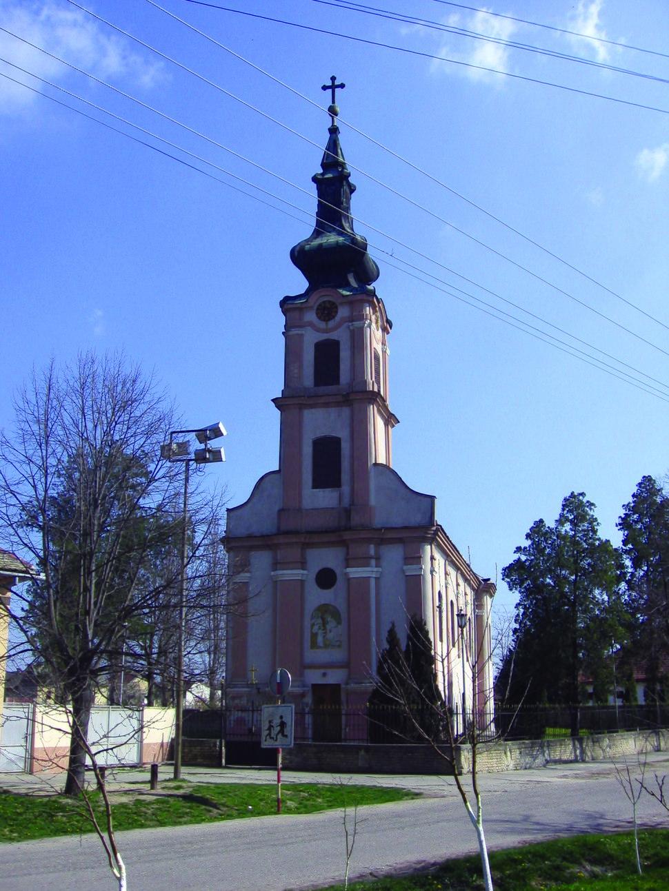 Muzej u Vrbasu, Srpska pravoslavna crkva