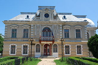 Neamț County - History Museum in Roman