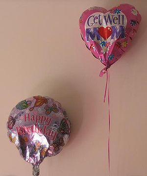 Metallised film - Metallised films used for balloons