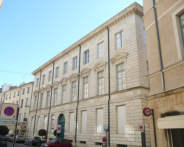 Monument historique à Nîmes