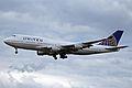 N118UA B747-222 United FRA 29JUN13 (9188696501).jpg