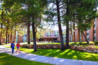 Northern Arizona University - Northern Arizona University McConnell Hall