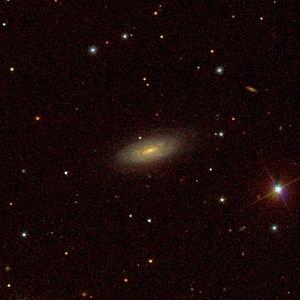 Aufnahme aus SDSS