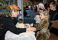 NNAM Halloween 2008, palm reading.jpg