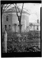 NORTHWEST ELEVATION - Stone Octagon House, Lena, Stephenson County, IL HABS ILL,89-LENA,1-4.tif
