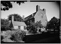 NORTH REAR AND WEST SIDE - Derby House, 168 Derby Street, Salem, Essex County, MA HABS MASS,5-SAL,30-5.tif