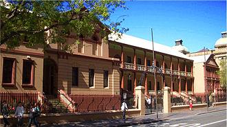 Parliament House, Sydney - Image: NSW Parliament 2