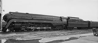 Norfolk and Western Railway class J (1941) Class of 14 American 4-8-4 locomotives