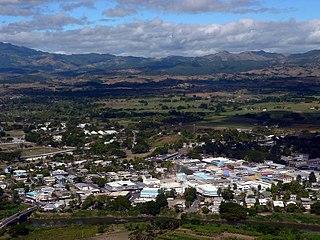 Nadi Place in Viti Levu, Fiji