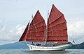 Naga Pelangi, sailing in Langkawi 2010.JPG