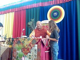 Namkhai Norbu Tibetan Dzogchen master (1938–2018)