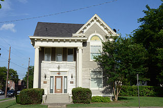 Nash House (601 Rock Street, Little Rock, Arkansas)
