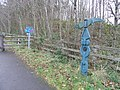 National Cycle Network Signpost - geograph.org.uk - 627913.jpg