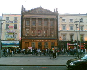 Danske Bank (Ireland) - Image: National Irish Bank O'Connell Street