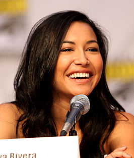 Rivera op het San Diego Comic-Con International in juli 2010