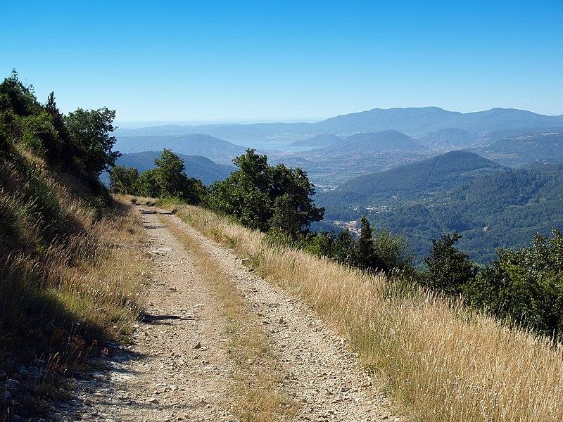 Near Plateau du Grezac