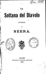 Neera: La sottana del Diavolo