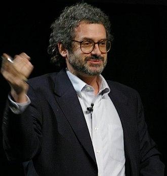 Neil Gershenfeld - Gershenfeld in January 2007