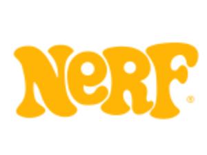 Nerf - Original Nerf (styled NeRF) logo (1969–1990)