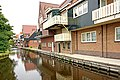 Netherlands-4375 - Canal and Houses (11994719475).jpg
