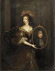 Portrait d'Henriette d'Angleterre, duchesse d'Orléans et de monsieur le duc d'Orléans