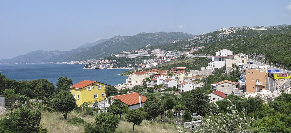 Neum, Adriatic Sea, Bosnia and Herzegovina