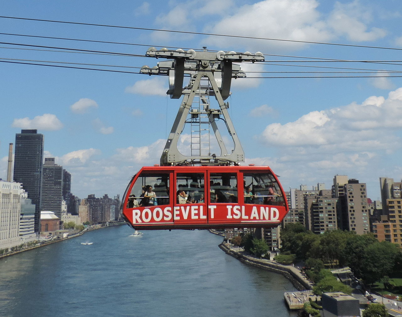 Cable Way Staten Island