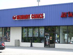 Newbury Comics - Newbury Comics in North Dartmouth