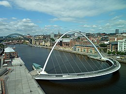 Newcastle upon Tyne – Veduta