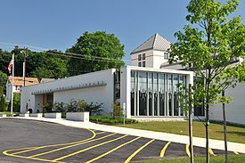 Newly renovated Hockessin Library.JPG