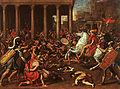 Nicholas Poussin Conquest of Jerusalem by Titus.jpg