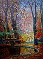 Nicolae Gropeanu - Fantana in parc.jpg