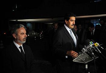 Nicolas Maduro - ABr 26072010FRP8172