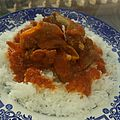 Nigerian goat meat stew with jasmine rice.jpg