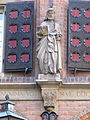 Nijmegen - Latijnse School - Apostel Bartholomeus van Giuseppe Roverso.jpg