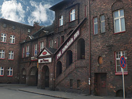Nikiszowiec - antique settlement, candidate to UNESCO