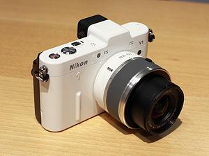 Nikon CX format - Nikon 1 V1 with 10-30mm.