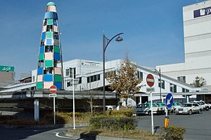 西春駅's relation image