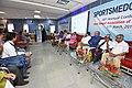 Nisith Ranjan Chowdhury Speaks - Inaugural Session - SPORTSMEDCON 2019 - SSKM Hospital - Kolkata 2019-03-17 3272.JPG