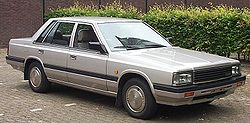 Nissan Laurel (1984–1987)
