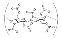 Пироксилин: химическая формула