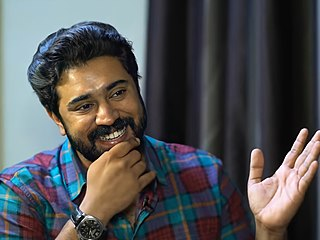 Nivin Pauly Indian film actor and producer