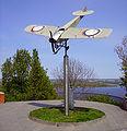Nizhny Novgorod Nieuport plane.jpg