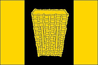 Nošovice - Image: Nošovice vlajka