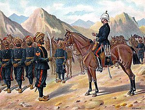21st Kohat Mountain Battery (Frontier Force) - Image: No. 1 Kohat Mountain Battery 1896