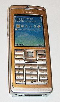 Image illustrative de l'article Nokia E60