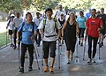 Nordic walking by group of people from all ethnics, gender and age from different parts of the world.jpg